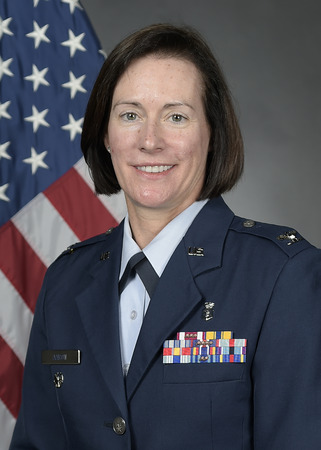 Col Michelle Aaron