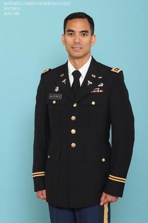 Dr. Chris Alferez