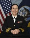 Emily Sprague, OD, MBA, FAAO, FACHE (Navy)
