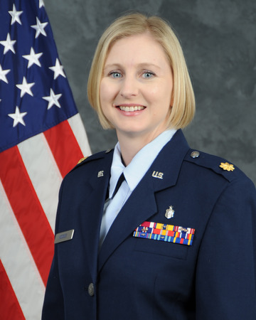 Loralie Hodges, OD (Air Force)
