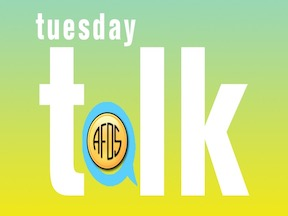 Join Luneau for Tuesday Talk